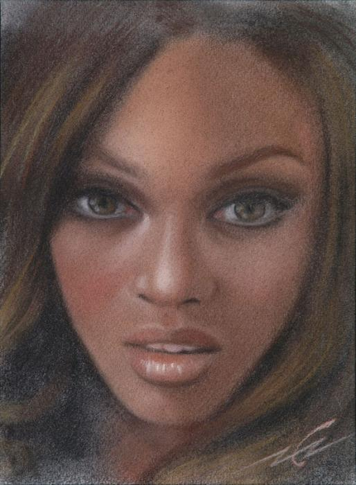 Tyra Banks by claudy1980